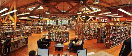 seattle,eliott bay book company